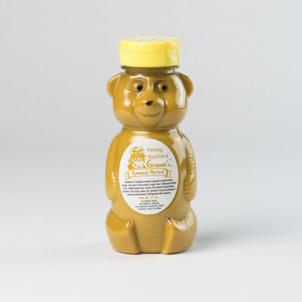 Grannie's Honey Mustard