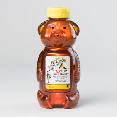 Kansas Wildflower Pure Honey 24oz