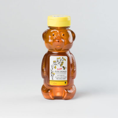 Kansas Wildflower Pure Honey