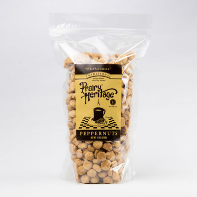Peppernuts - Traditional - 18 oz - Prairy Heritage -1000