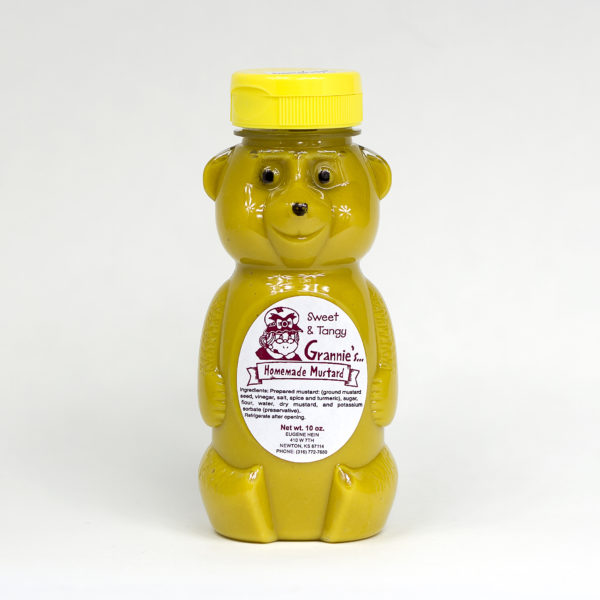 Grannie's Sweet and Tangy Mustard 4968