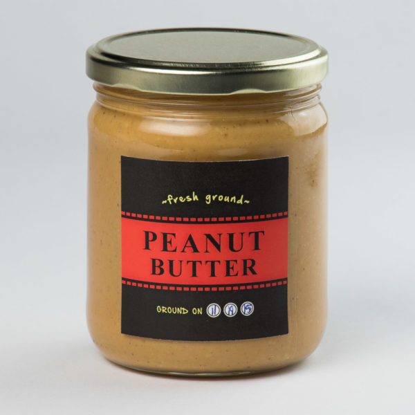 Freshly Ground Peanut Butter