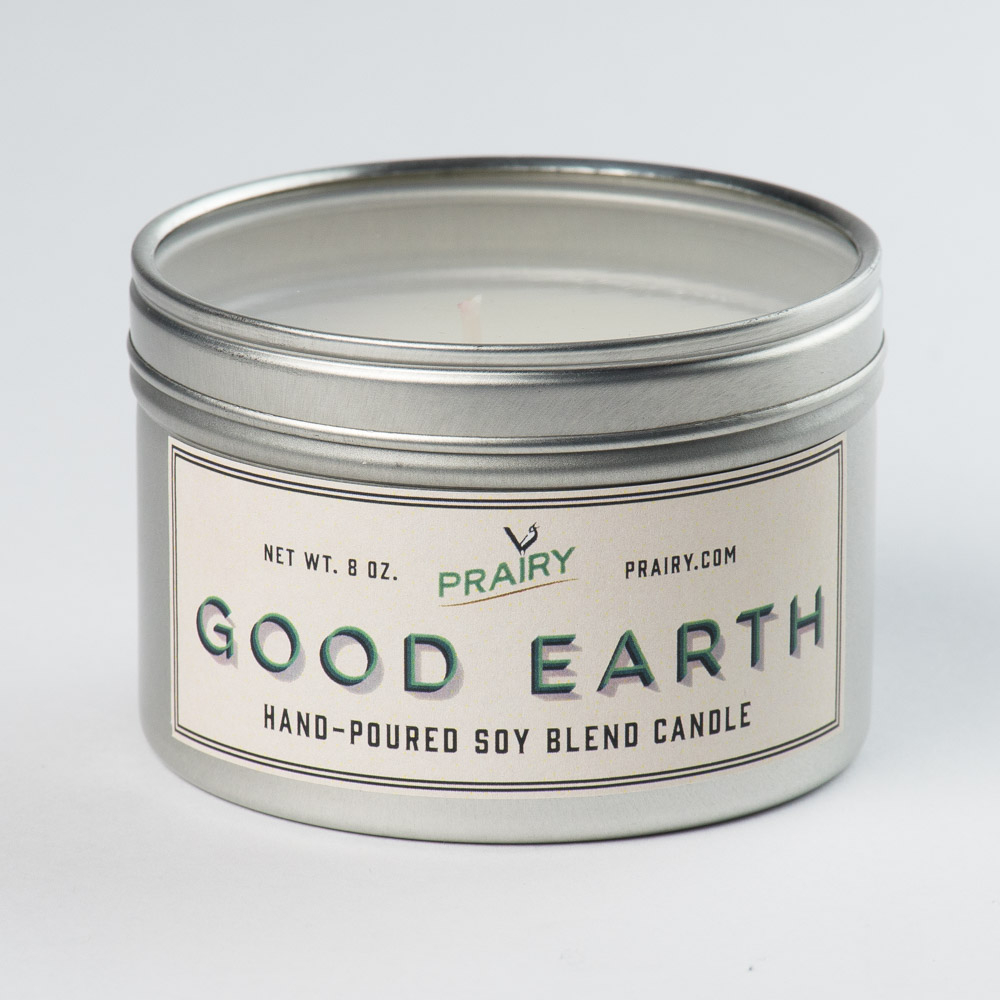 Good Earth Candle 8oz