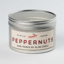 Peppernut Candle 8oz
