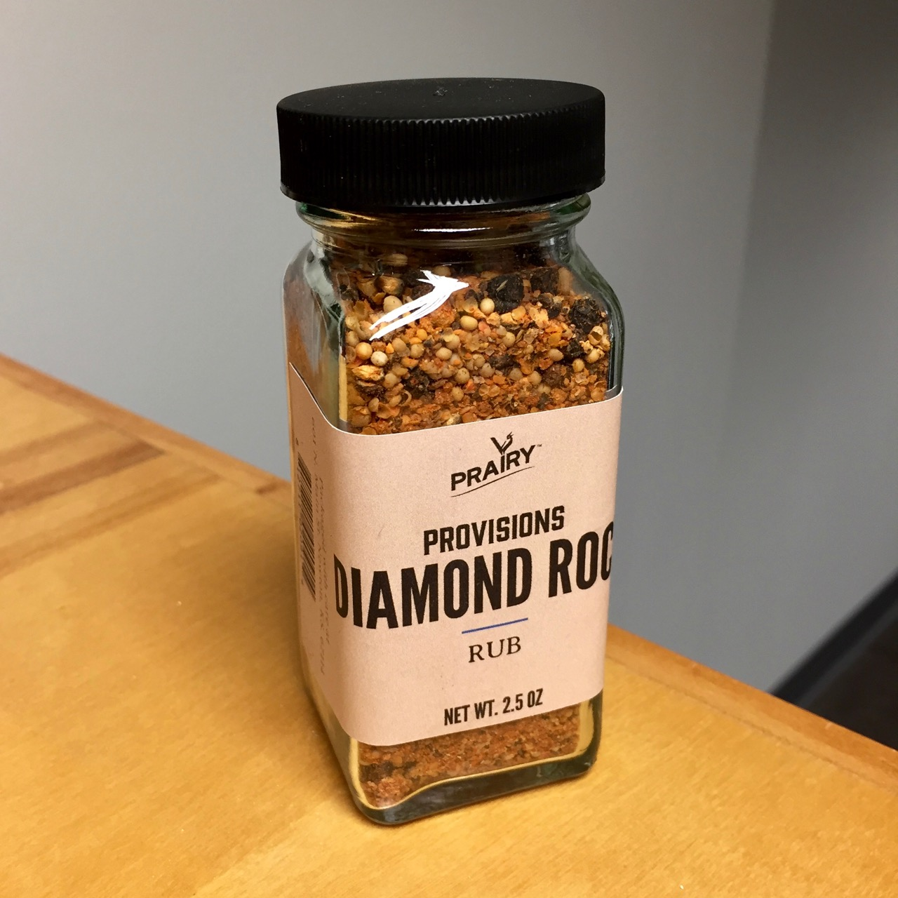 Prairy Diamond Rock Rub