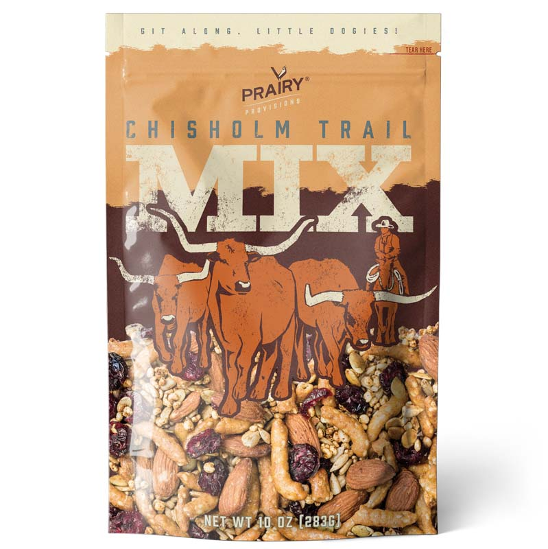 Chisholm Trail Mix - Medium Size