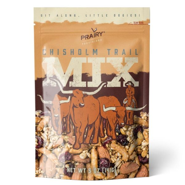 Chisholm Trail Mix - Small Size