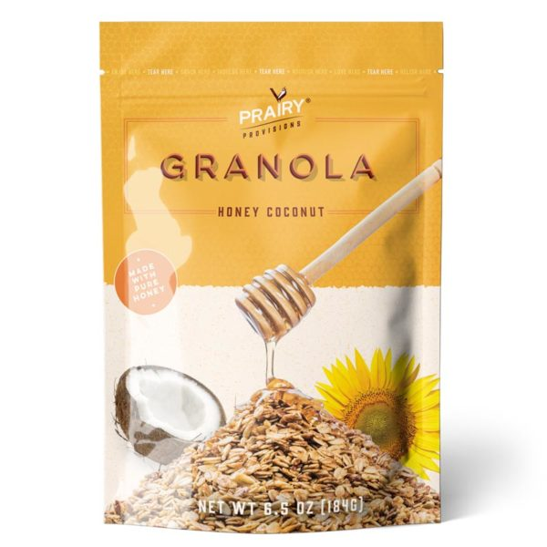 Honey Coconut Granola - Small Size