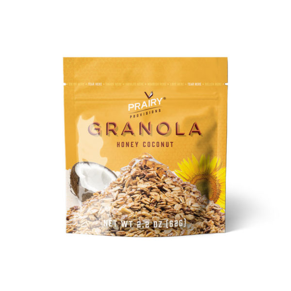 Honey Coconut Granola - Snack Size