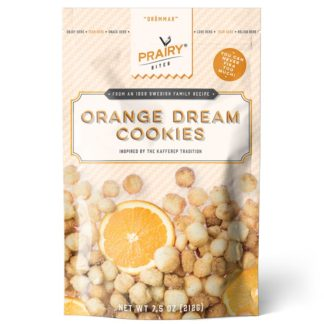 Orange Dream Cookies - Medium Size
