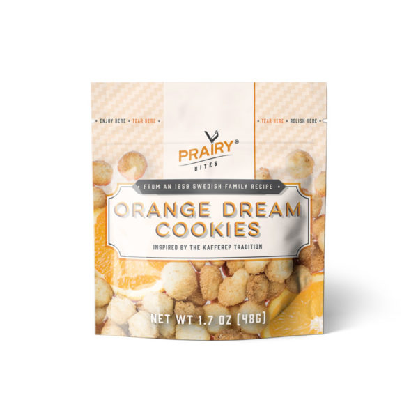 Orange Dream Cookies - Snack Size