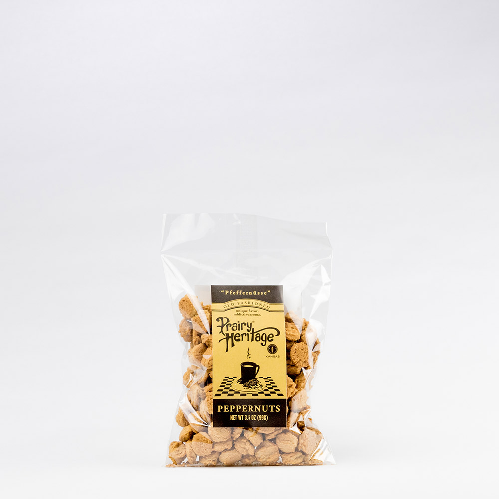 Peppernuts - Old Fashioned - 3.5 oz - Prairy Heritage -1000