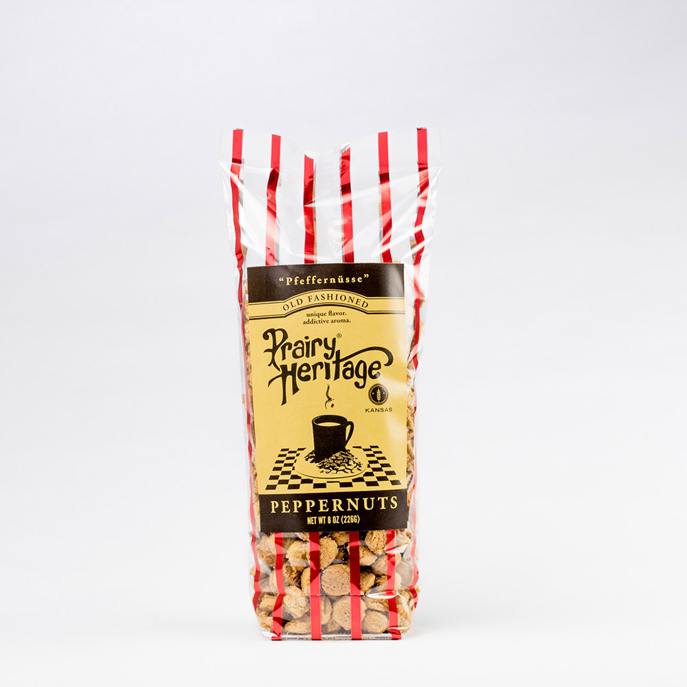 Peppernuts - Old Fashioned - 8 oz - Prairy Heritage -1000