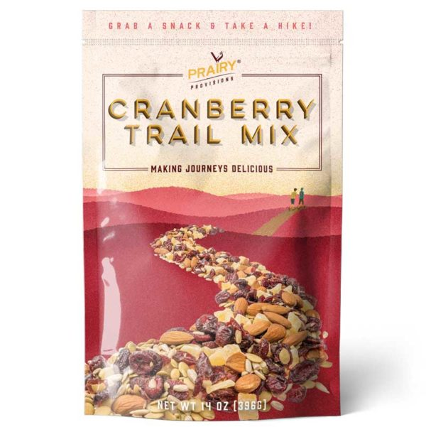 Cranberry Trail Mix - Medium Size