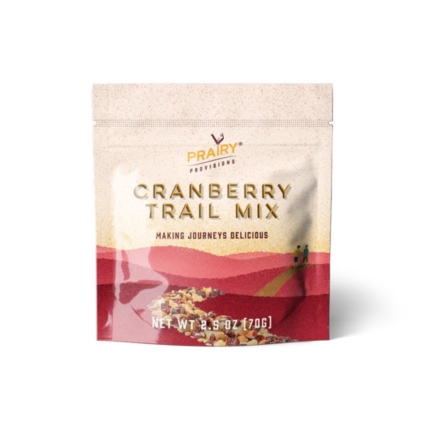 Cranberry Trail Mix - Snack Siz