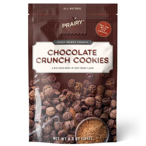 Prairy Chocolate Crunch Cookies