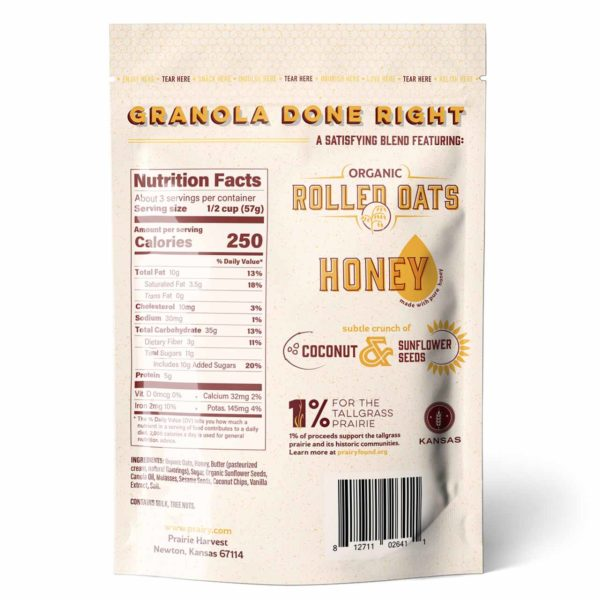 Granola - Small - Back