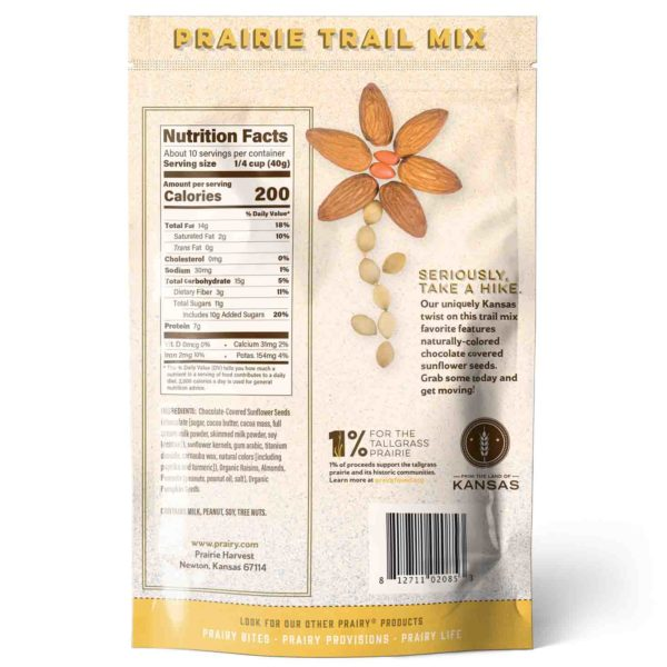 Trail Mix - Prairie Trail - Medium - Back